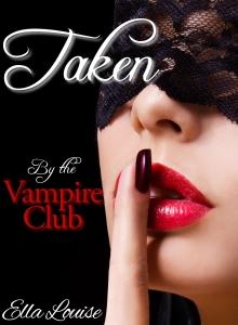 Vampire Club cover